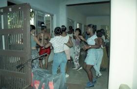 キューバ女子ダンス